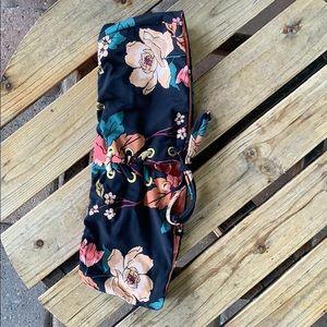 Billabong Floral Bandeau Bikini Top